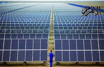 رئیس الشركة المنفذة لمشروع الطاقة الشمسية بأسوان: تم إنجازه في وقت قياسي