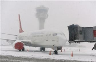 """انزلاق طائرة ركاب تابعة لشركة """"يونايتد إيرلاينز"""" الأمريكية عن المدرج في نيوجيرسي"""