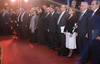 """مؤتمر """"إستراتيجية الأهرام 2025"""" يقف دقيقة حدادا على روح صلاح عيسى"""