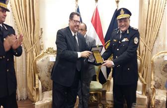 أكاديمية الشرطة تستقبل الأمين العام للأعلى للإعلام بصحبة وفد من الإعلاميين الأفارقة | صور