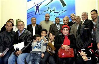حزب المؤتمر ينظم احتفالية بمناسبة العيد القومي لبورسعيد | صور