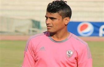 وفاة اللاعب حامد مهدي عقب سقوطه في مباراة دكرنس وميت رومي