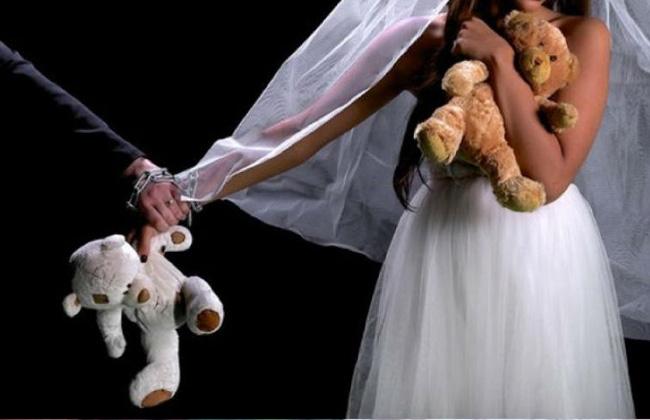 خط نجدة الطفل تلقينا  بلاغا لزواج الأطفال في النصف الأول من