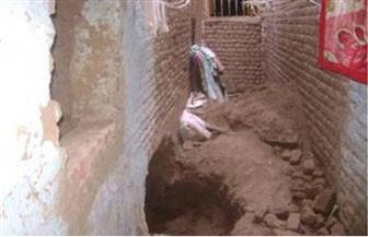 إحباط محاولتين للتنقيب عن الآثار في منازل مهجورة بقرية الشغب في الأقصر