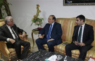 محافظ جنوب سيناء يستقبل سفير أرمنيا.. ويدعو الأرمن لزيارة شرم الشيخ | صور