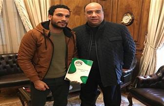 شوقي السعيد يتعاقد مع الاتحاد السكندري