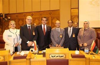 الوزراء العرب يدعون إلى دعم وتمكين مؤسسات التعليم العالي الفلسطينية في القدس العربية
