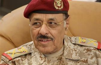نائب الرئيس اليمني يؤكد عزم حكومة الشرعية والتحالف على إنهاء الانقلاب الحوثي