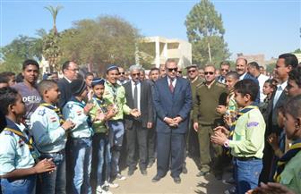 بدء أعمال قوافل الرعاية الشاملة بمدينة قوص بقنا |  صور