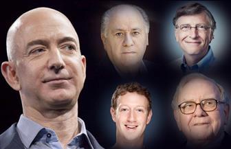 ثروات أغنى 500 شخص في العالم تزداد تريليون دولار خلال 2017