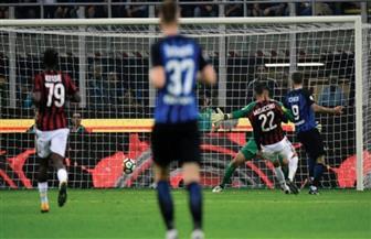 هدف في الدقيقة 104 ينصر ميلان على الإنتر ويؤهله لنصف نهائي كأس إيطاليا