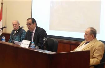 أنور مغيث: مصر عرفت 3 محطات مهمة لدعم الدولة للترجمة| صور