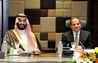 الرئيس السيسي يتلقي اتصالا من  محمد بن سلمان لبحث أوجه العلاقات المصرية السعودية
