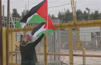 قوات الاحتلال الإسرائيلى تعتقل رابع سيدة من عائلة التميمى | صور
