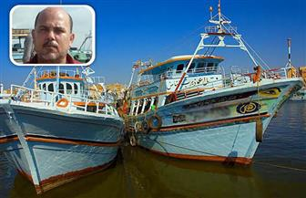 أسر الصيادين الناجين من جزيرة لامبيدوزا يناشدون الرئيس بالتدخل   صور