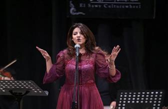 ياسمين علي تتألق في حفل ساقية الصاوي بمناسبة الكريسماس | صور