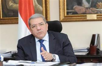 وزير المالية: الشعب المصرى سيشعر بنتاج المشروعات الضخمة خلال 4 سنوات.. ولست مستهدفًا من النواب