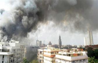 مقتل 14 على الأقل في حريق بمدينة مومباي الهندية