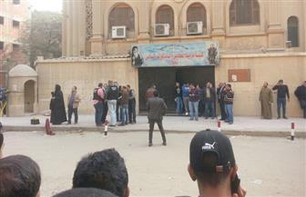 في برقية إلى الرئيس السيسي .. الحريري يستنكر هجوم كنيسة حلوان