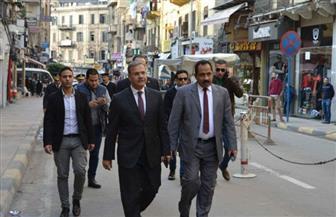 مدير أمن الإسكندرية يتفقد قوات تأمين الكنائس  صور