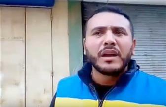 أحد جيران شهيدي حلوان: لسه ربنا رازقهم بطفلين ونحتسبهم عند الله شهداء| فيديو