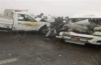 """ننشر أسماء ضحايا """"الشبورة"""" على طريق """"الإسكندرية الصحراوي"""""""