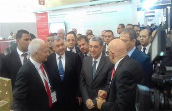 """وزير الكهرياء يفتتح معرض """"إليكتريكس 2017"""" للطاقة بقاعة المؤتمرات   صور"""