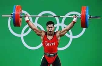 بطل العالم في رفع الأثقال: سأعتزل بعد أوليمبياد طوكيو| فيديو