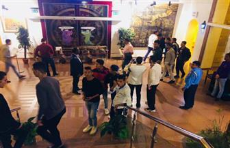 """متحف النيل بأسوان يستقبل 250 شابًا ضمن مبادرة """"اعرف بلدك""""   صور"""