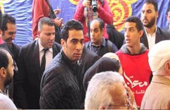 شادي محمد يقدم استقالته من العمل بقناة الأهلي