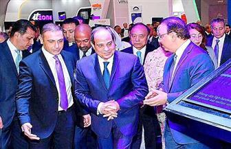 في الجلسة الافتتاحية لكايرو ICT.. وزير الاتصالات يعلن افتتاح أول مصنع للإلكترونيات في صعيد مصر