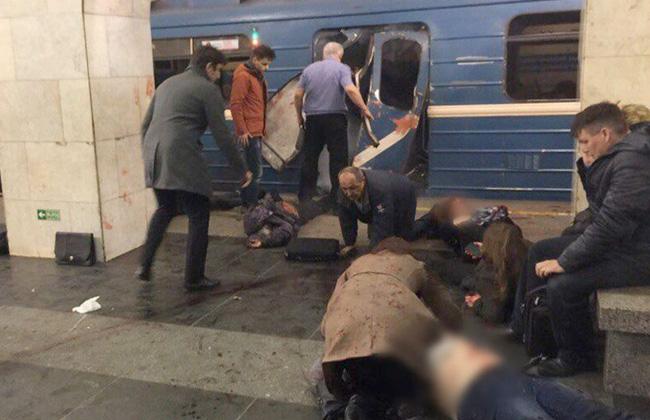 سيناتور روسي: مزاعم  داعش  حول ضلوعه في تفجير بطرسبورج محاولة لترويج وتلميع الذات