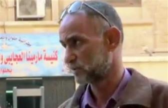 بطل واقعة كنيسة مارمينا يحكي تفاصيل ما قاله له الإرهابي منفذ الهجوم   فيديو