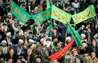 مسيرات مؤيدة للحكومة الإيرانية بعد الاحتجاجات المناهضة لطهران