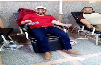 الأهلي يمنح تذاكر لمباراة أتليتكو مدريد لمتبرعين بالدم لمرضى مركز الأورام بالمنصورة