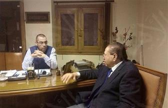 رئيس اتحاد الناشرين يلتقي النائب محمد فؤاد لاستعجال نظر مشروعات قوانين الملكية الفكرية | صور
