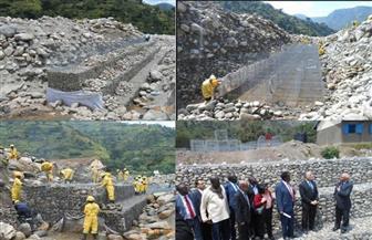 الري تنهي 90% من مشروع درء مخاطر الفيضان بمقاطعة كسيسي غربي أوغندا