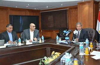 وزير الرياضة يستقبل مجلس إدارة الاتحاد المصري لكرة اليد برئاسة المهندس هشام نصر
