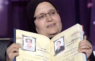 """زوجة العقيد وائل طاحون """"اليوم رجع حق زوجي.. وأطالب بحضور لحظة تنفيذ حكم الإعدام"""""""