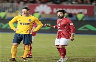 مدافع المقاصة يشكر إدارة الأهلي.. ويؤكد: حسيت بروح الفانلة الحمراء أمام أتليتكو مدريد