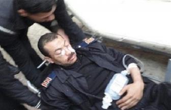 إصابة أمين شرطة بمرور كفر الشيخ إثر اعتداء نقاش عليه بالضرب