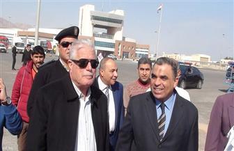 محافظ جنوب سيناء: تحركات لتحويل نويبع إلى مدينة استثمارية تجارية عالمية