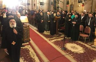 البابا تواضروس يترأس قداس عيد الميلاد بالإسكندرية | صور