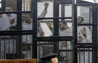 """دفاع متهمي """"داعش عين شمس"""" يقدم الدفوع الخاصة بالقضية للمحكمة"""