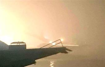 """""""موانئ بورسعيد"""" لم تتأثر بسوء الأحوال الجوية وتستقبل 16 سفينة"""