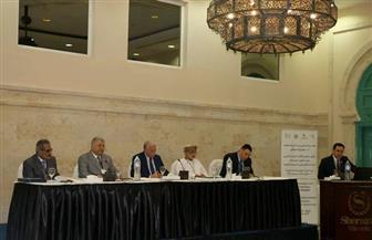 """""""فودة"""" يفتتح فعاليات الملتقي الإقليمي لمجمع الفكر العربي   صور"""