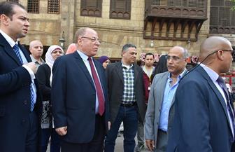 وزير الثقافة: افتتاح جزئي لمتحف نجيب محفوظ يضم مكتبته نهاية ديسمبر | صور