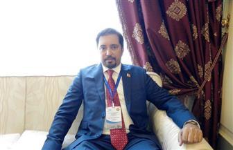 رئيس الجمارك البحرينية من الأقصر: مصر ستبقى العمق والسند للوطن العربى