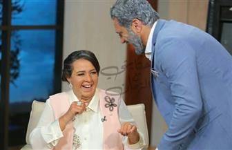 حسن الرداد وإيمي سمير غانم في عمر الـ 80
