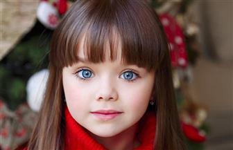 قبل مونديال 2018.. أناستاسيا الروسية أجمل طفلة في العالم | صور